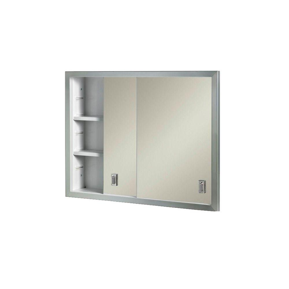 Bath & Shower: Jensen Medicine Cabinets | Lowes Recessed Medicine ...