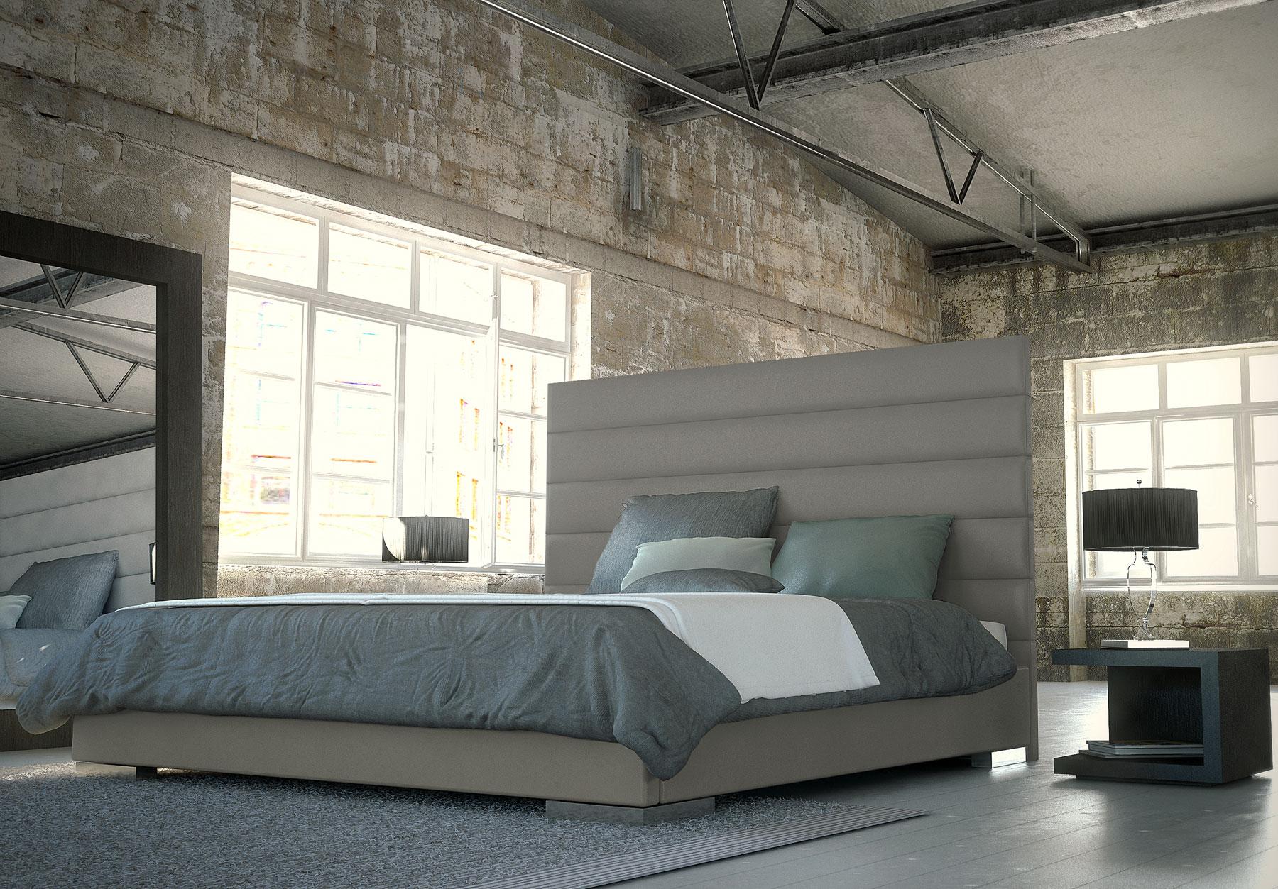 Ludlow Bed King   Modloft   Modloft Bookcase