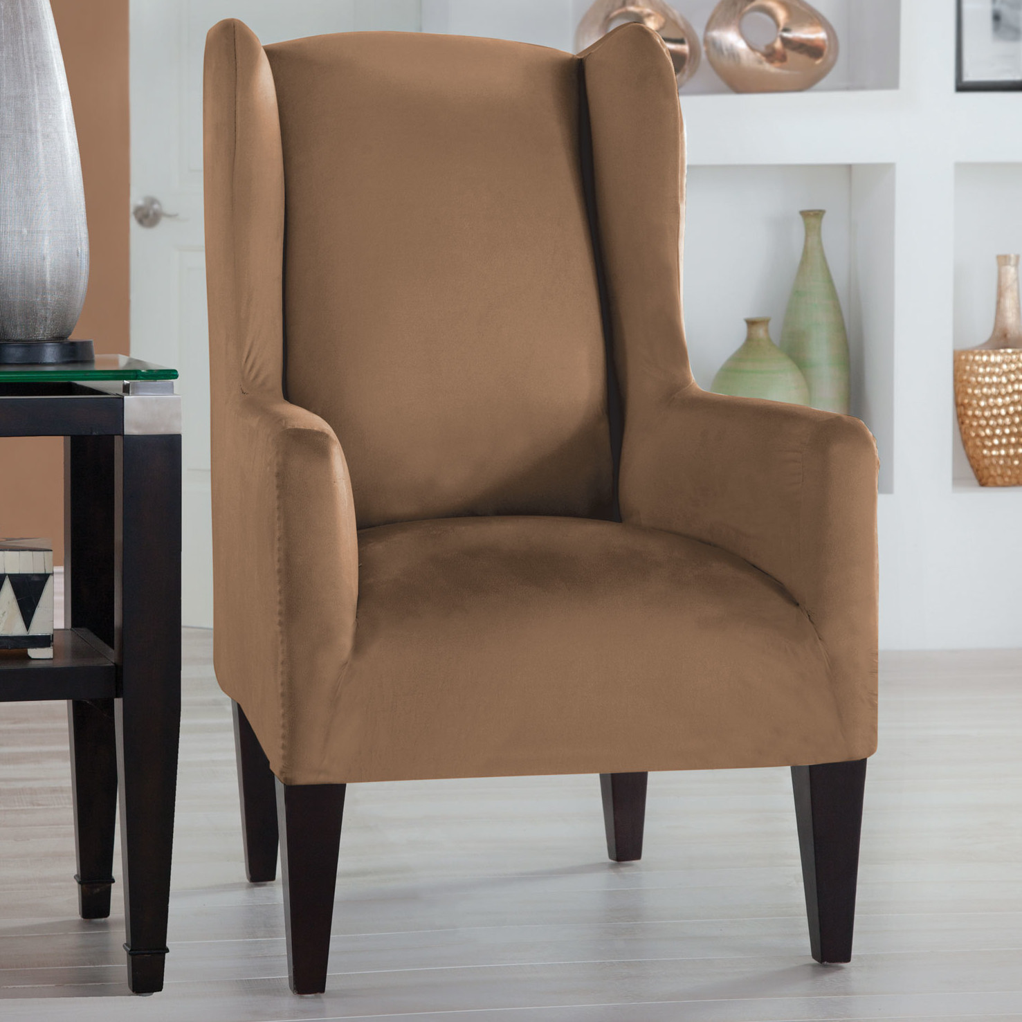 Luxe Sofa Slipcover | Furniture Slipcovers | Slipcovers For Sofas With Cushions Separate