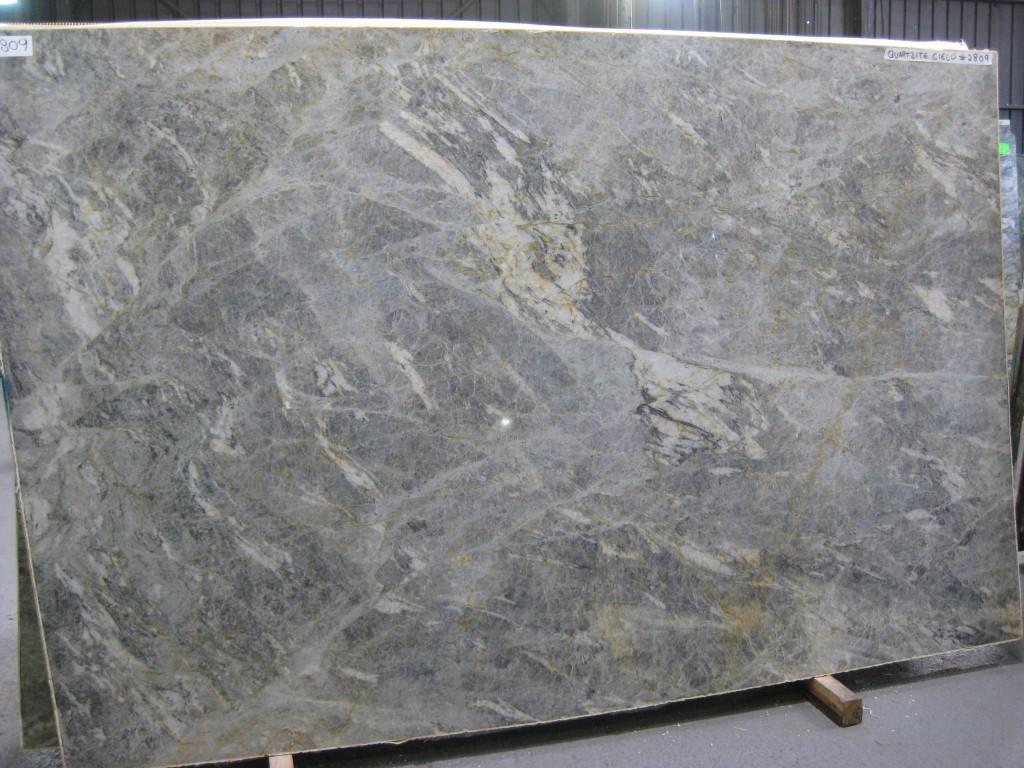 Macaubas Quartzite | Azul Macaubas Quartzite | Super White Quartzite