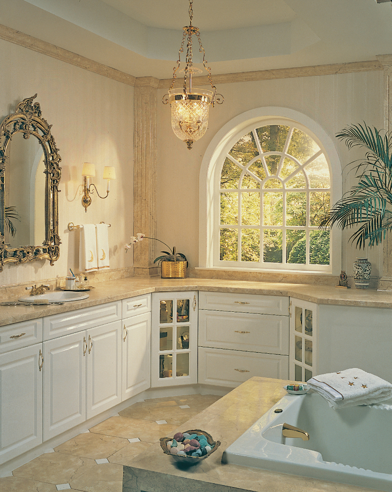 Maple Vanity Cabinets | Starmark Cabinetry | Norcraft Cabinets
