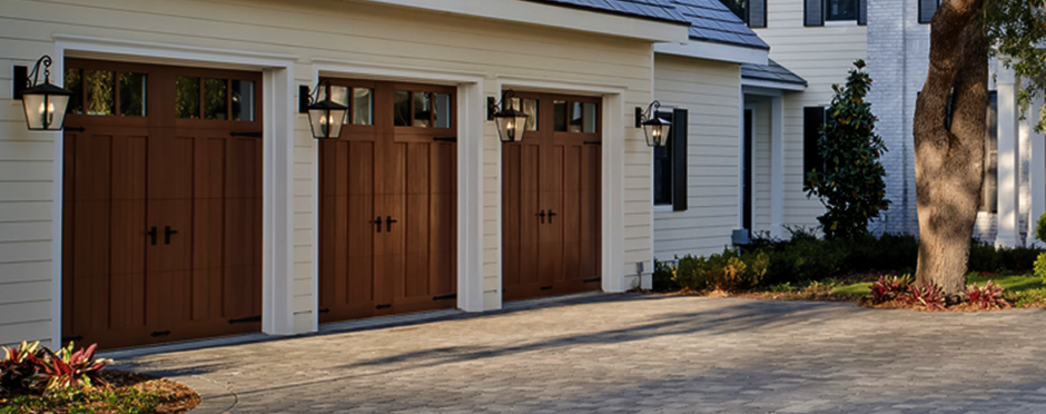 Mason Garage Doors | Clopay Troy Ohio | Flush Panel Garage Doors