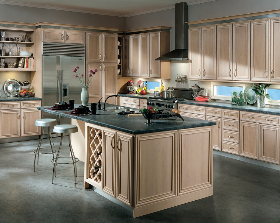 Mastercraft Cabinets Reviews | Yorktown Cabinets | Medallion Cabinetry Inc