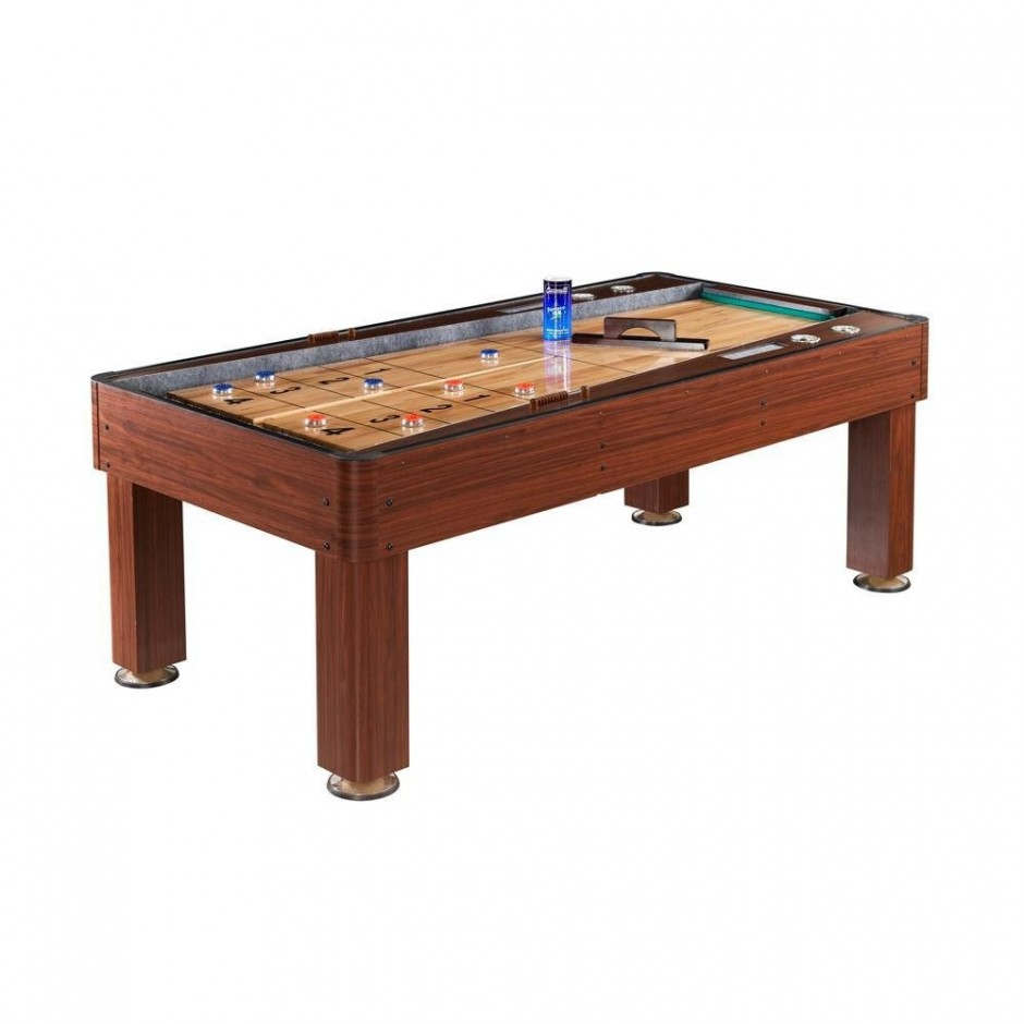 Mcclure Tables | Shuffleboard Length | Shuffleboard Table