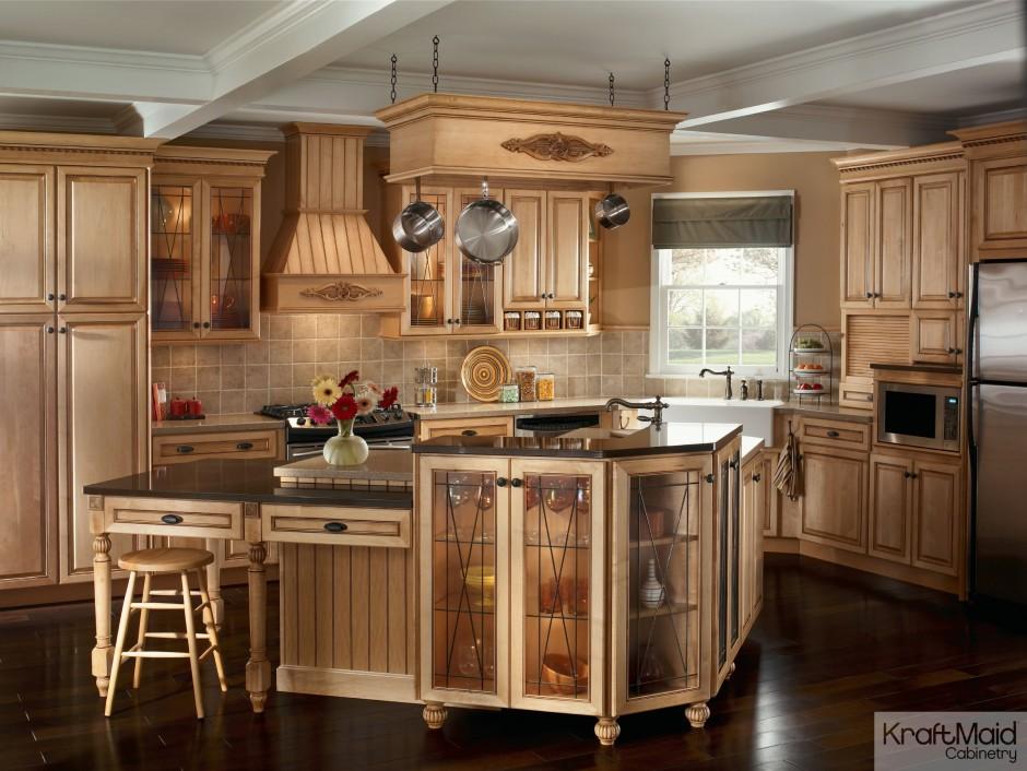 Medallian Cabinets | Menards Custom Cabinets | Yorktown Cabinets