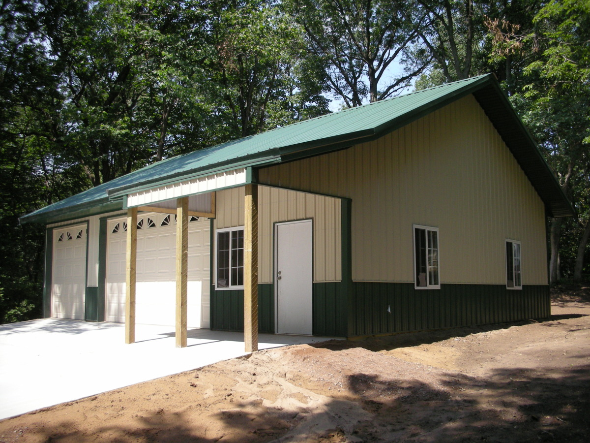 Metal Barns Kits | Steel Barn Kits | Ameribuilt Steel