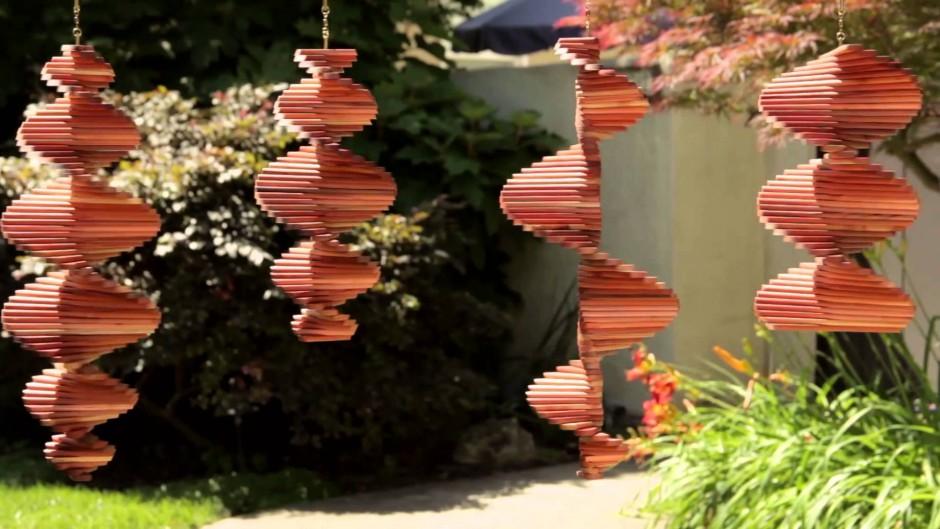 Metal Yard Windmill | Wind Spinners | Metal Wind Spinner Kinetic Garden Sculpture