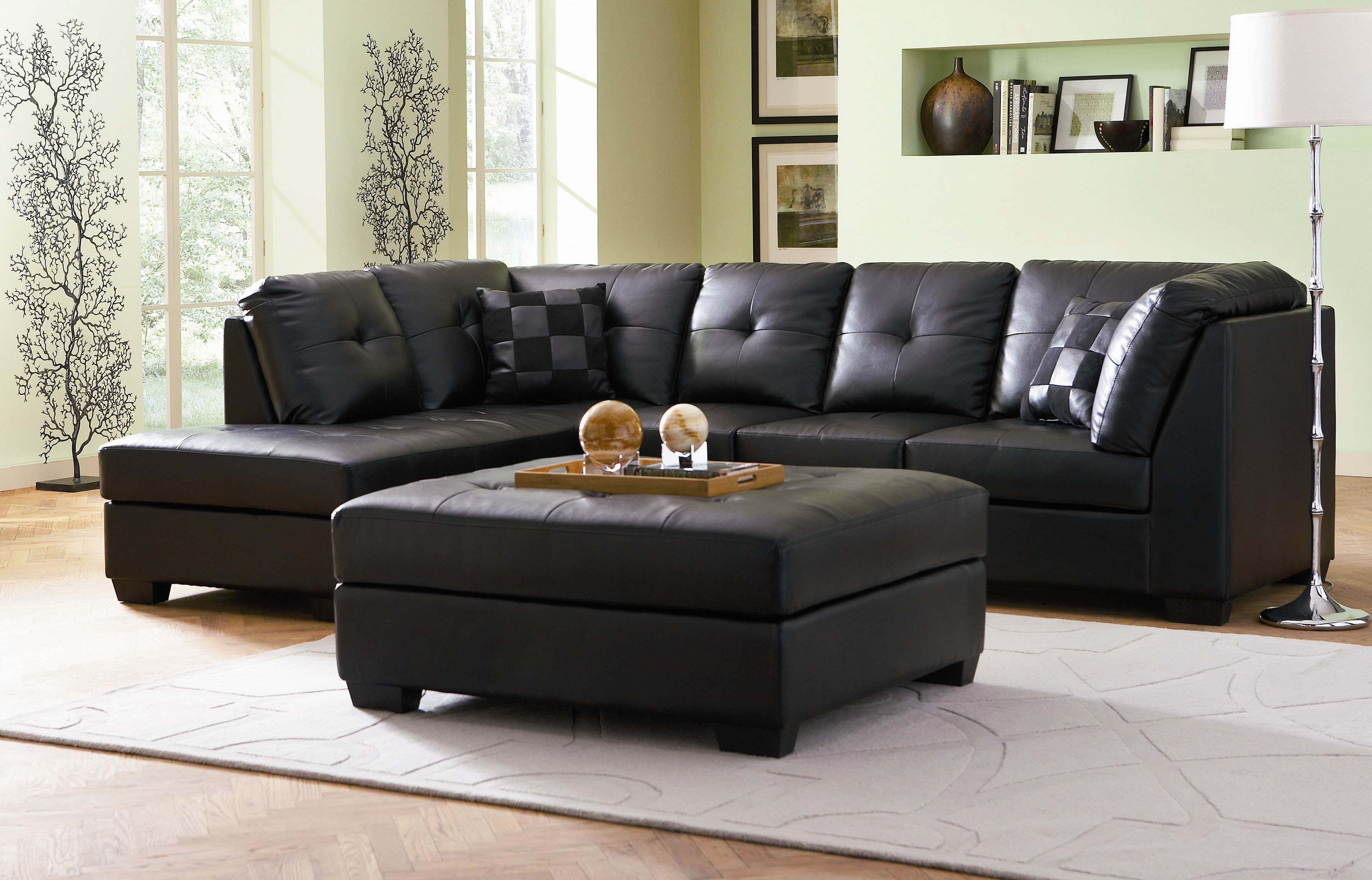 Furniture & Rug Ashley Sectional