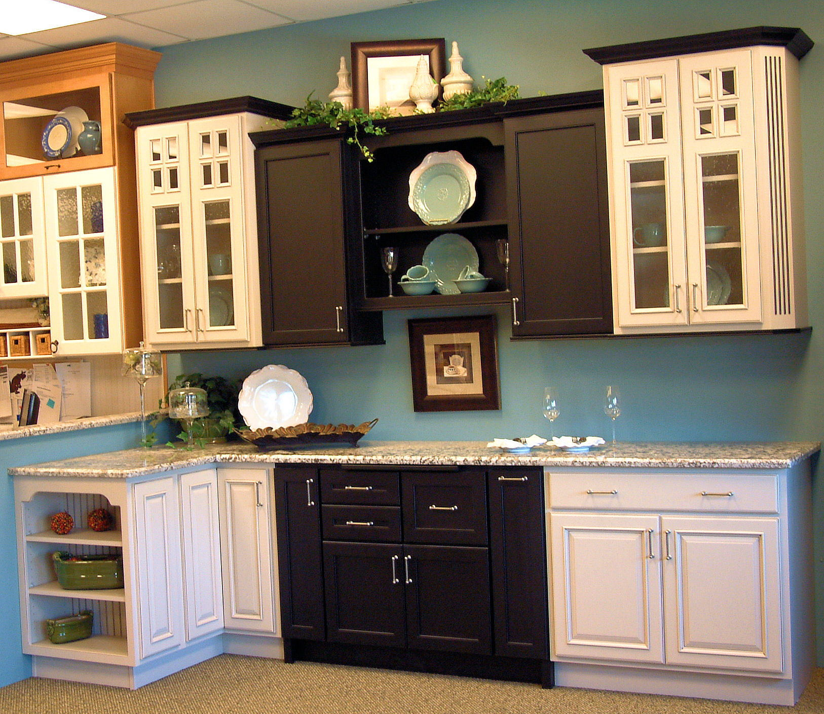 Mid Continent Cabinets Pricing | Certified Cabinet Corp | Norcraft Cabinets