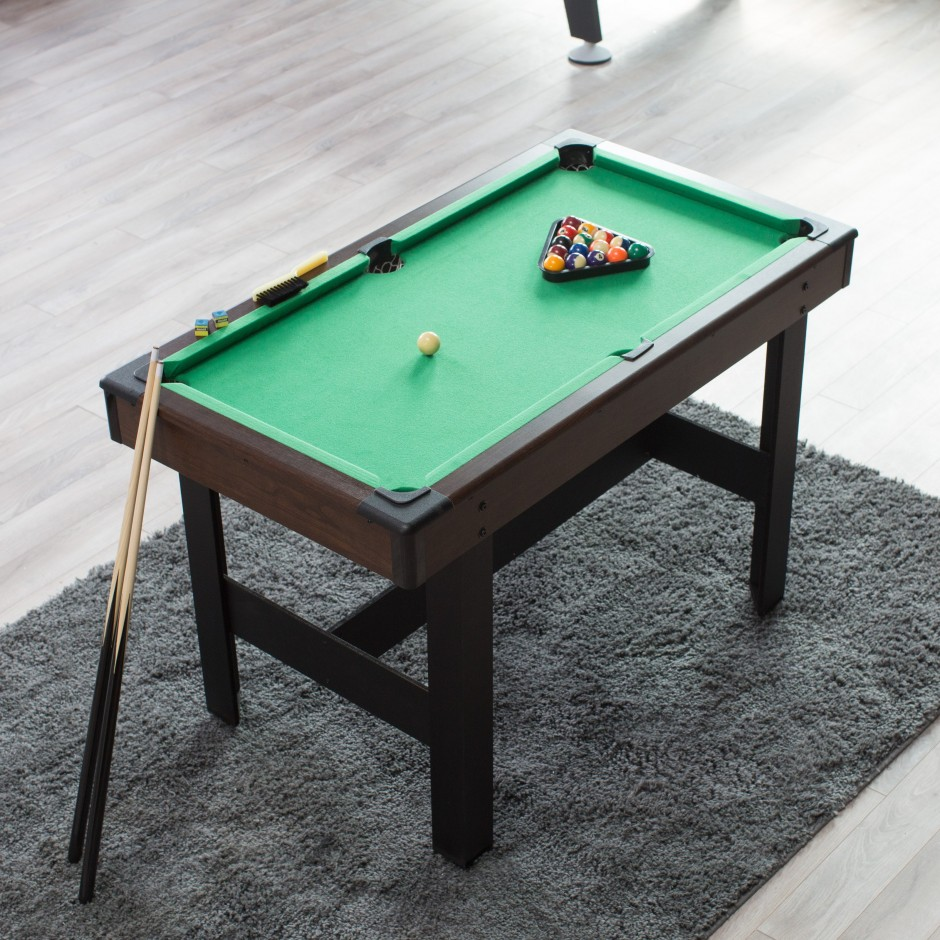 Mini Mizerak Pool Table | Mizerak Pool Tables | Mizerak Bumper Pool Table