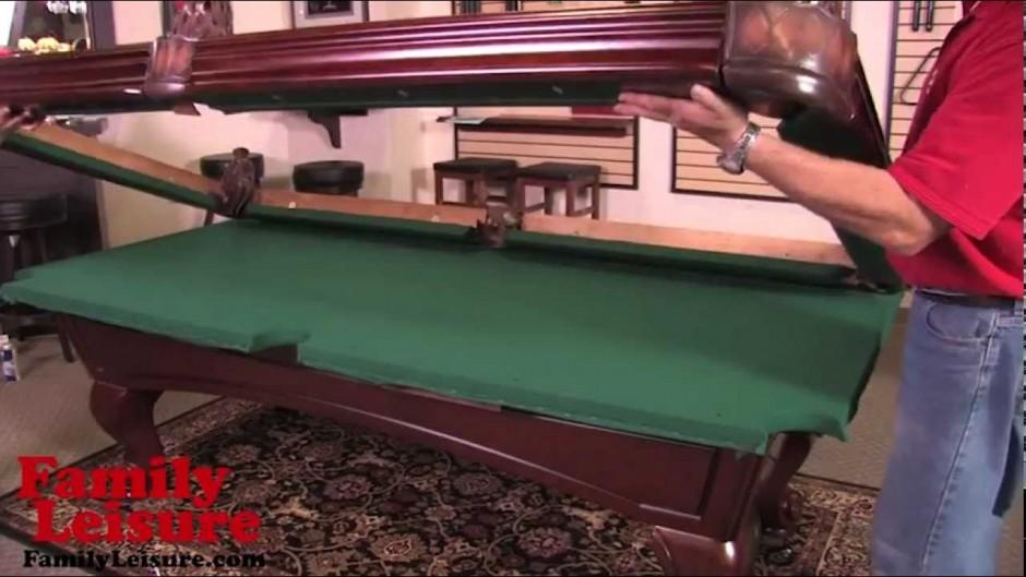 Mizerak   6ft Pool Table For Sale   Mizerak Pool Table