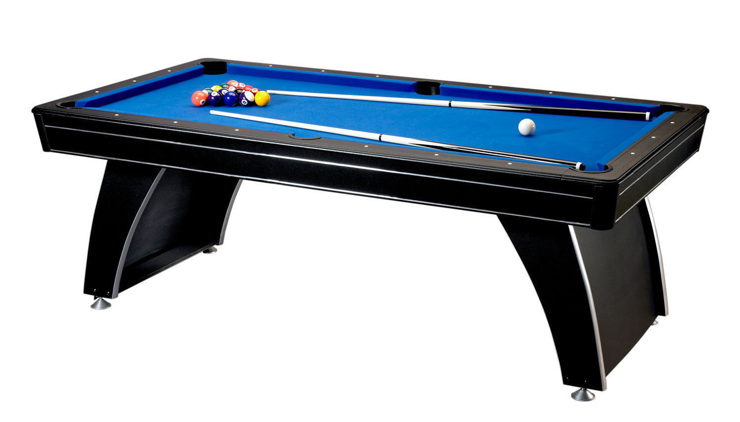 Mizerak Pool Table | 6.5 Foot Pool Table | 6 Slate Pool Table