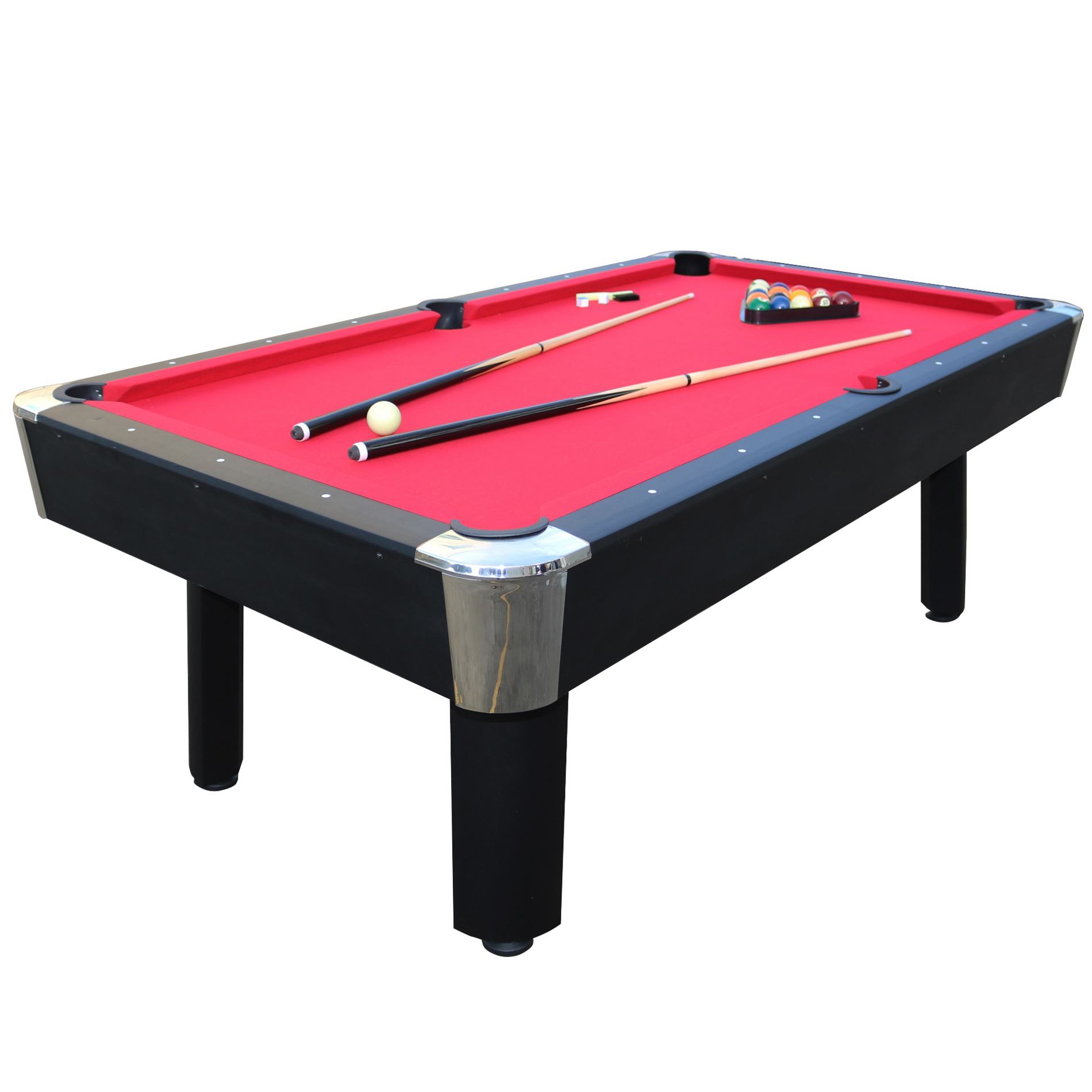 Mizerak Pool Table 7ft | 6x3 Pool Table | Mizerak Pool Table