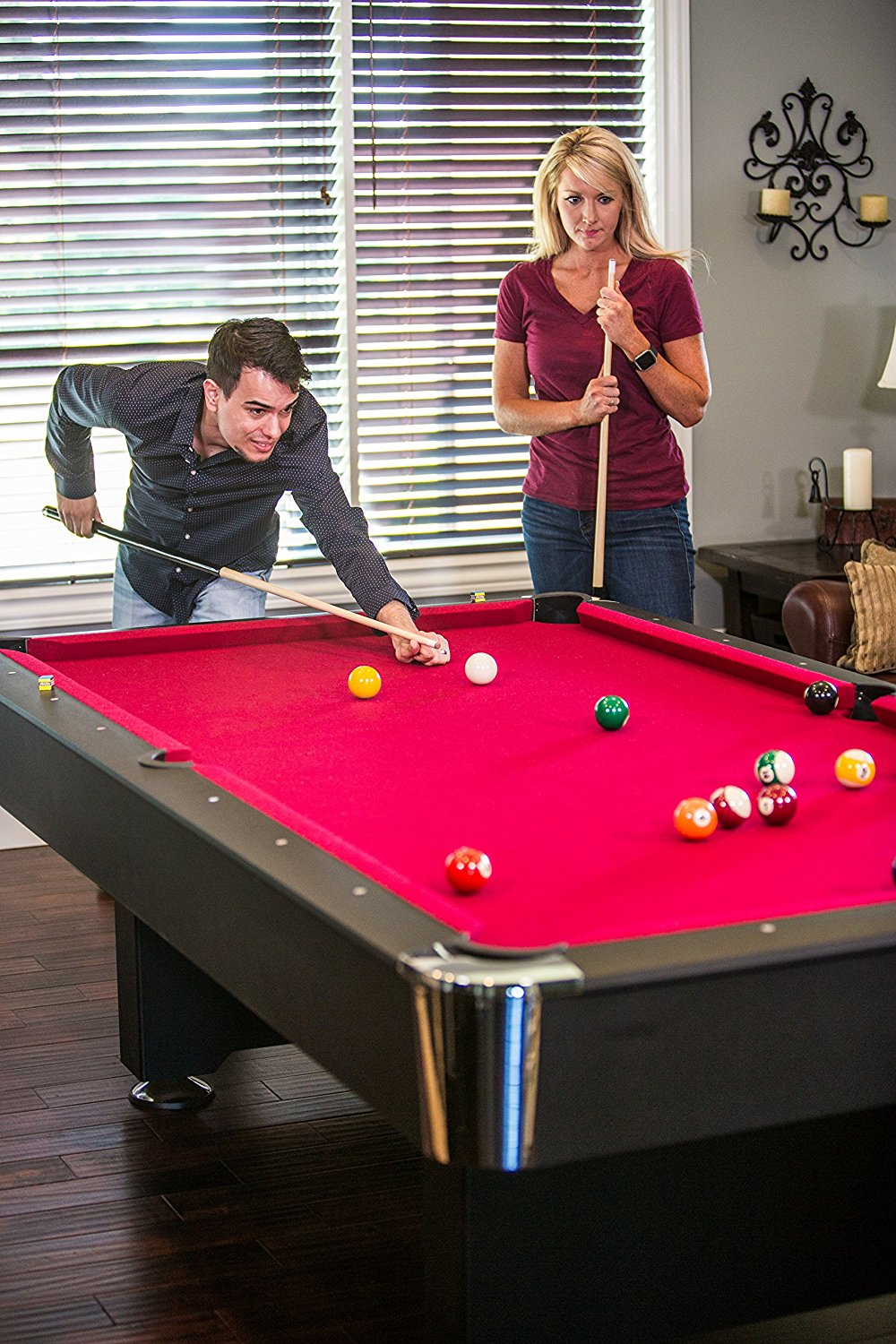 Mizerak Pool Table | Mizerak Outdoor Pool Table | Pool Table 6x3