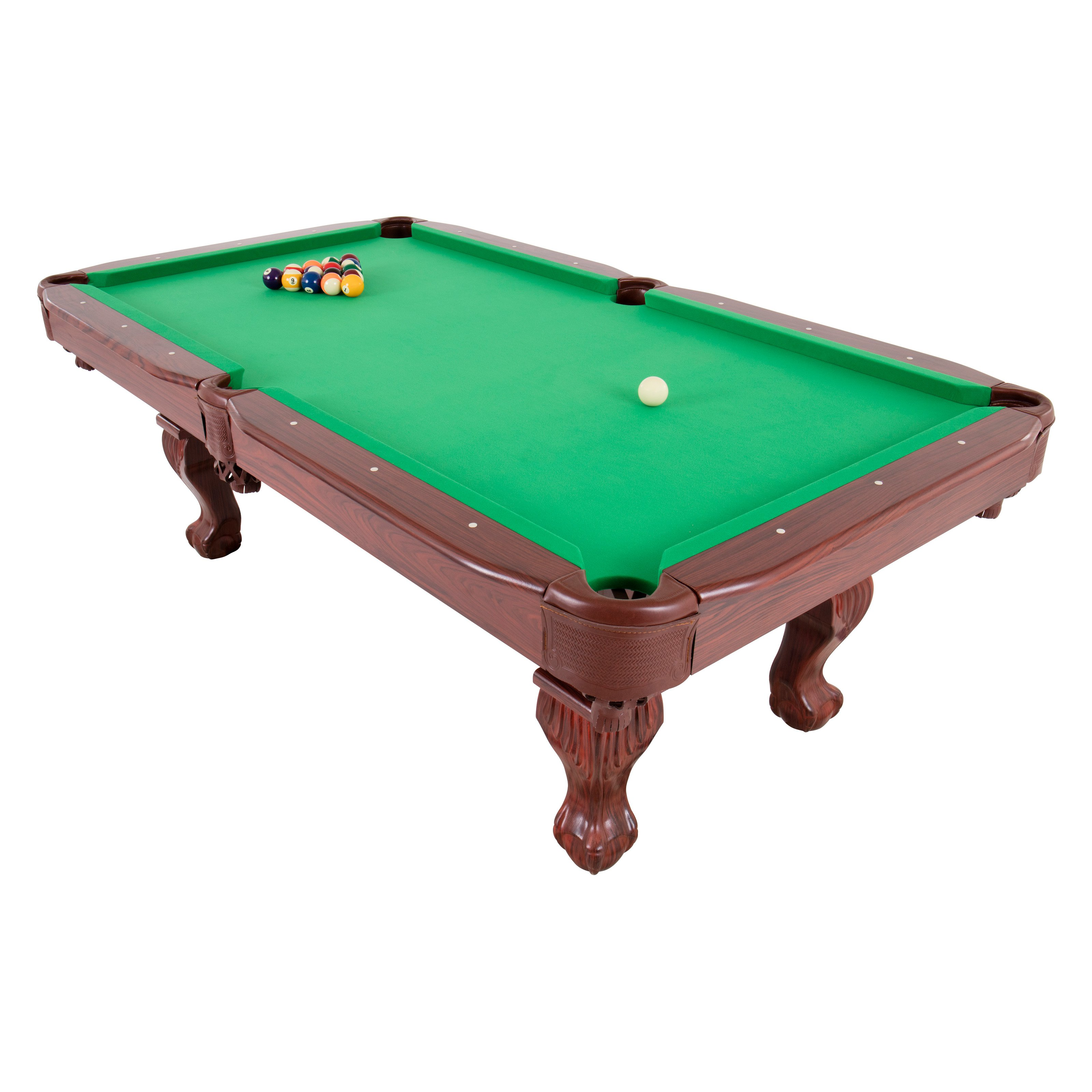 Mizerak Pool Table | Pool Tables at Walmart | 6 Foot Pool Tables