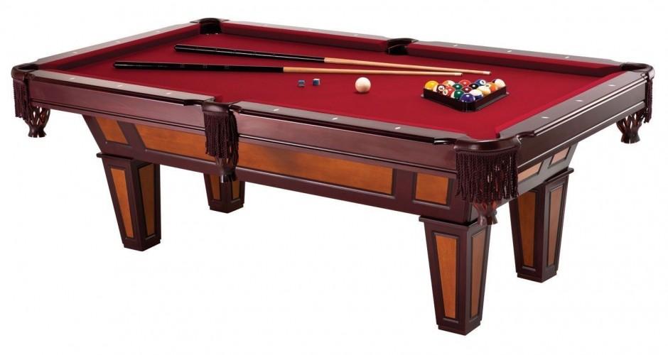 Mizerak Pool Table | Walmart Pool Table | 6 Slate Pool Table