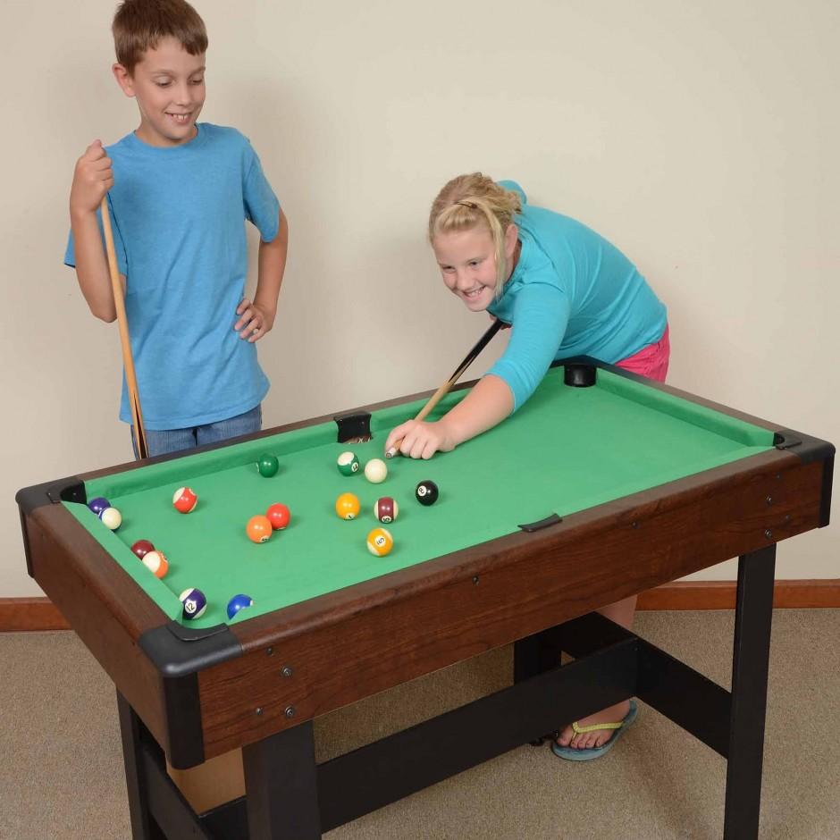 Mizerak Pool Table | Walmart Pool Tables | Space Saver Table