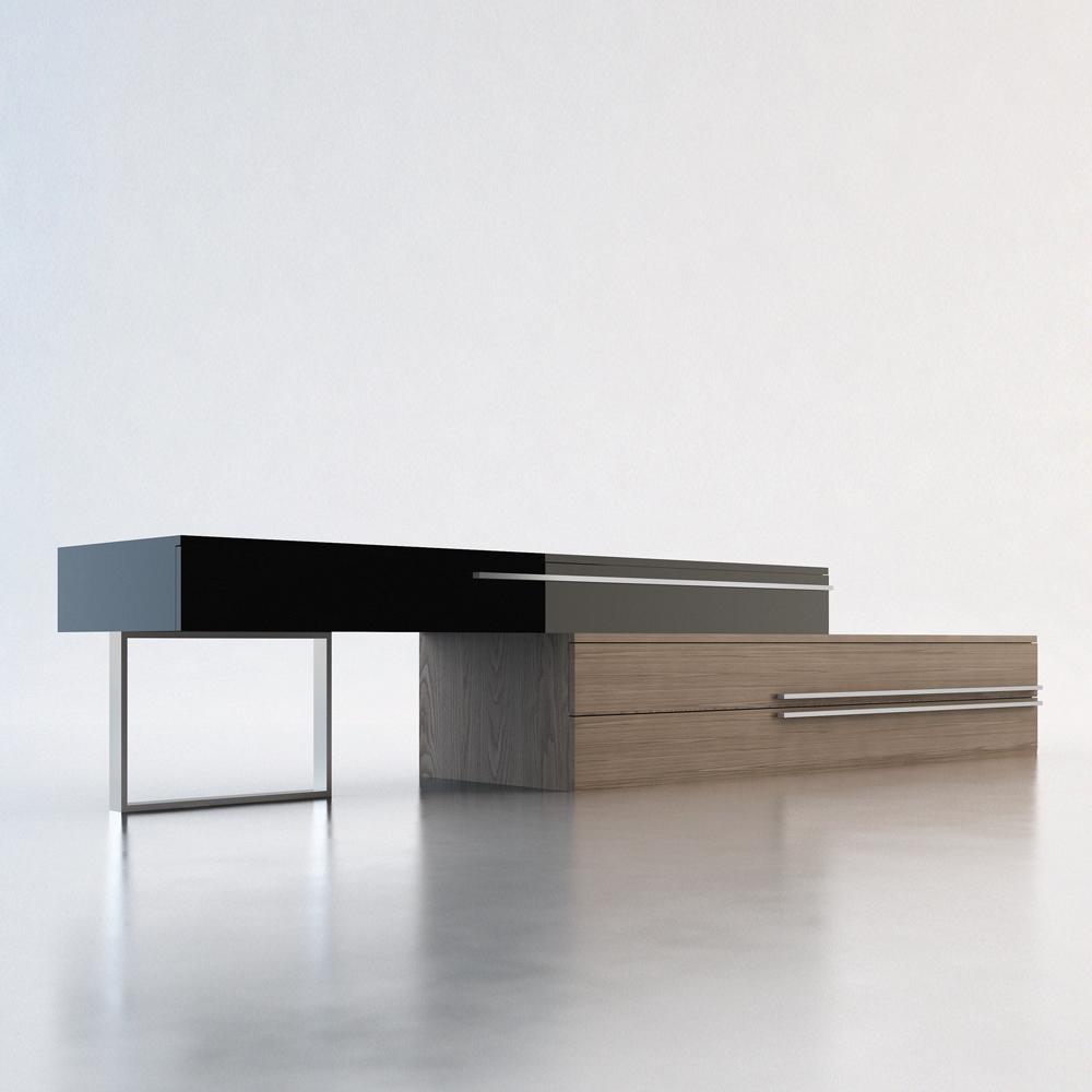 Modloft Houston Desk | Modloft | Modloft Thompson Nightstand