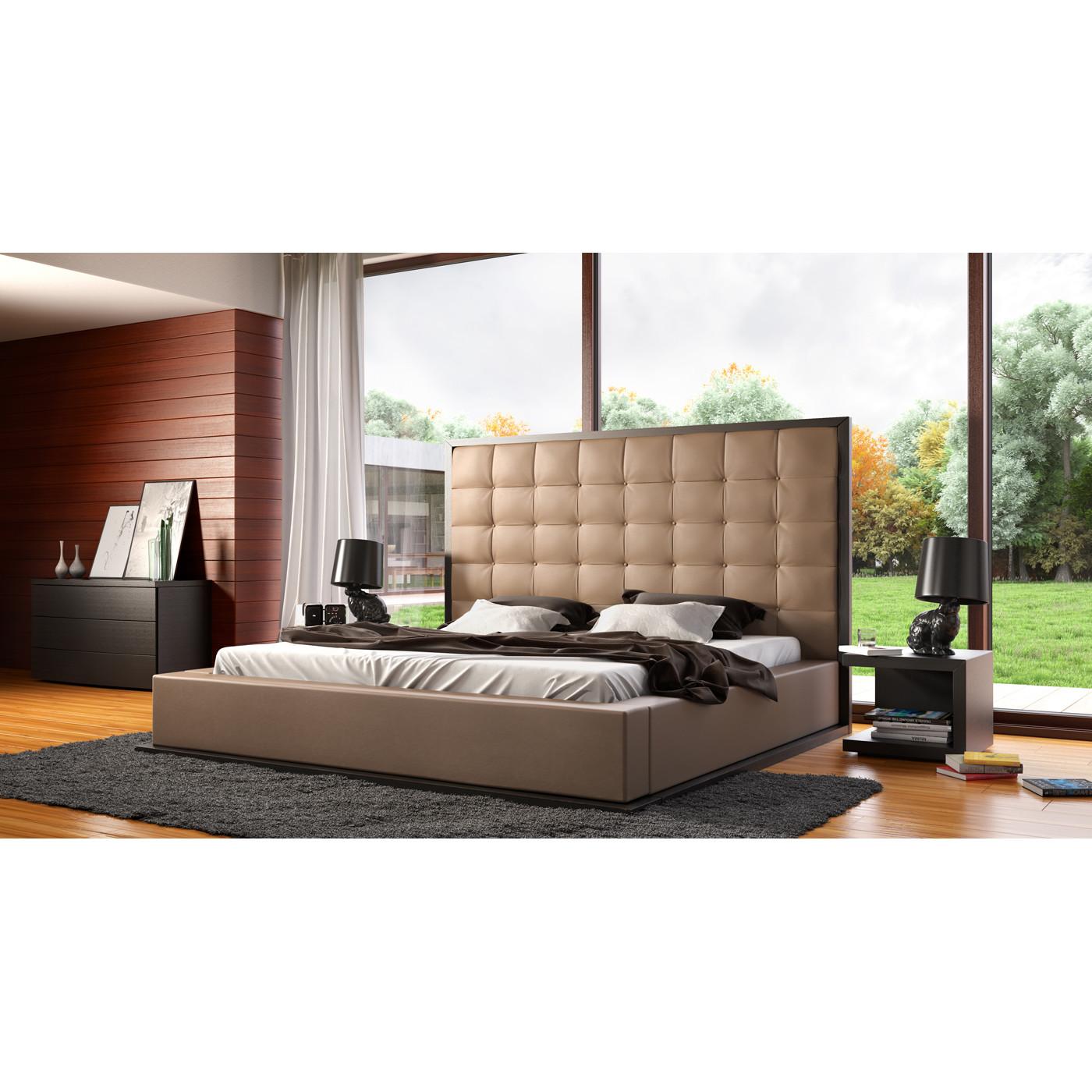 Modloft   Modern Furniture Hallandale   Modloft Thompson Nightstand