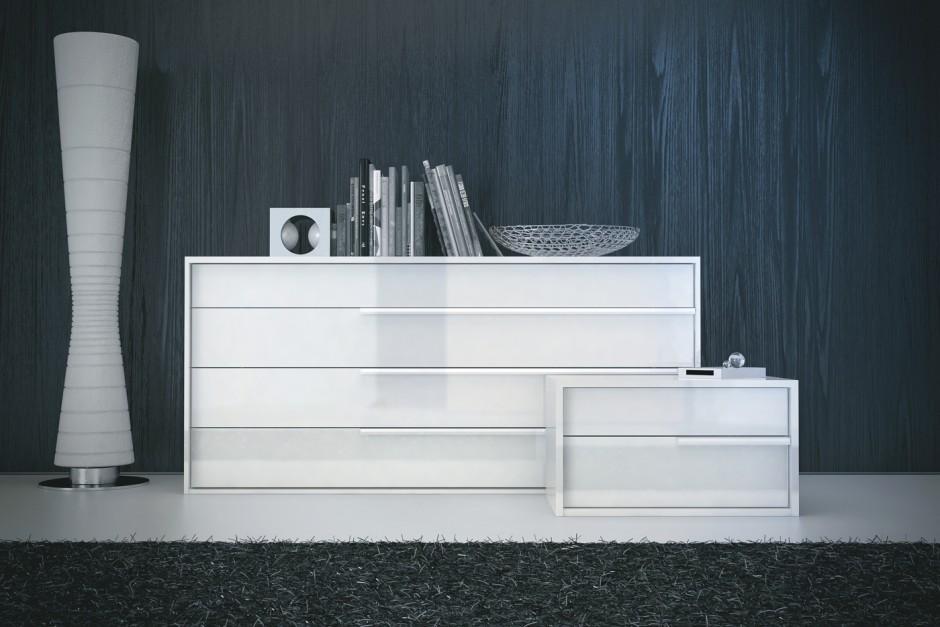Modloft Platform Bed   Modloft   Modloft Jane Dresser