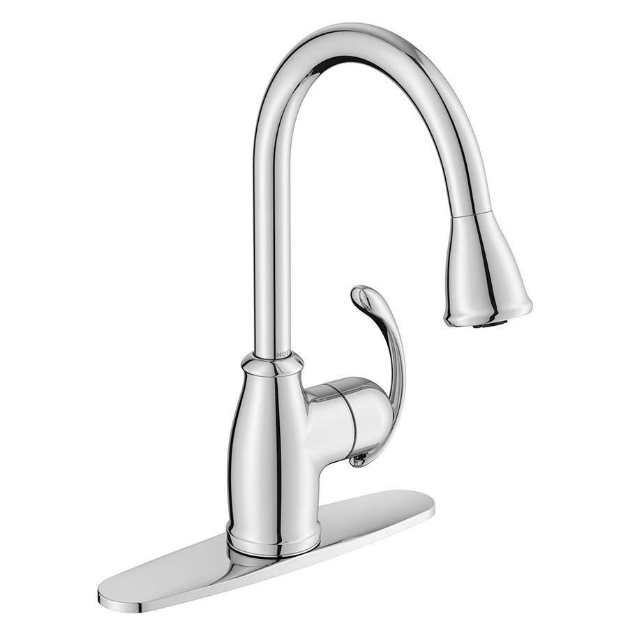 decoration arc handle faucet chateau gallery chrome faucets bathroom brushed modern moen low in