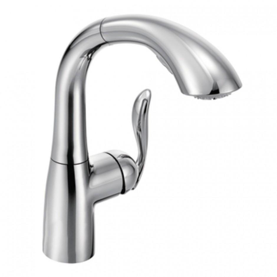 Moen Faucet | Kitchen Faucets Lowes | Moen Banbury Kitchen Faucet