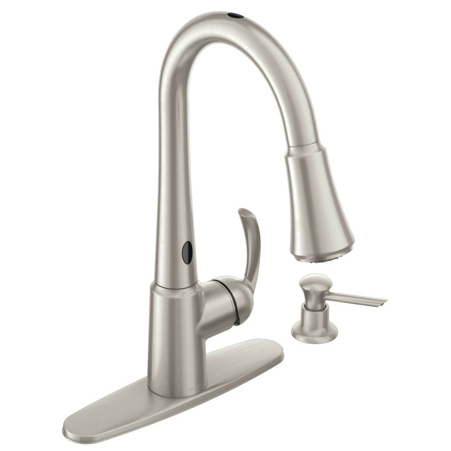 Moen Kitchen Faucets Bronze bath & shower: best kitchen and bathroom faucet from moen faucet