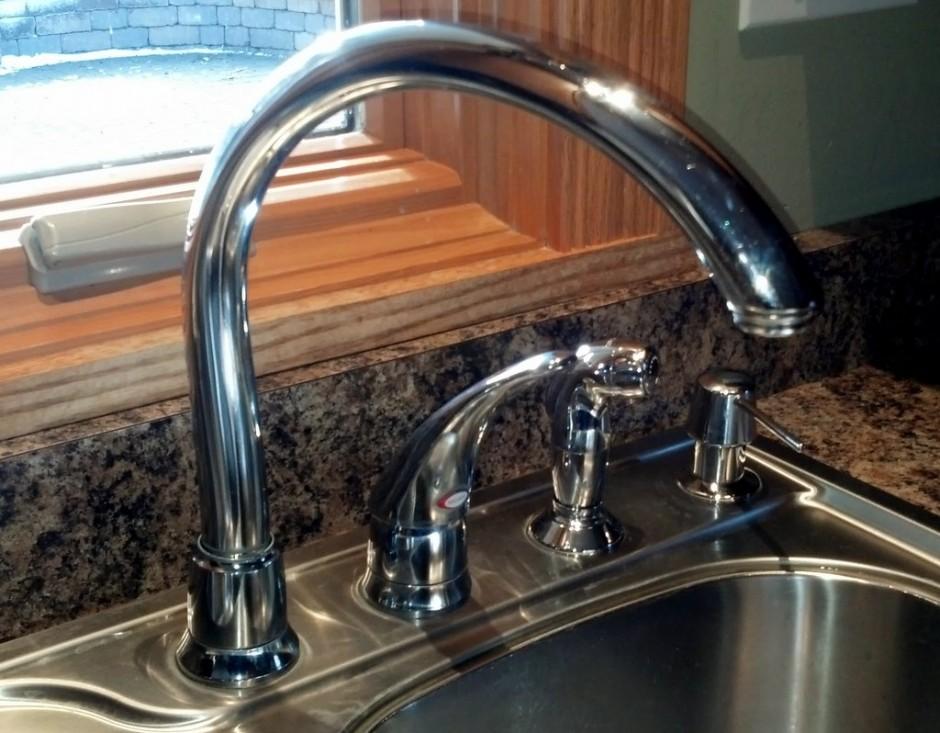 Moen Faucet | Moen Lavatory Faucets | Home Depot Moen Kitchen Faucets
