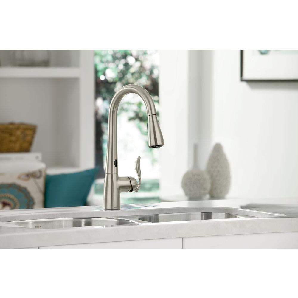 Moen Faucet | Moen Single Handle Kitchen Faucet | Moen Bathroom Sink Faucets