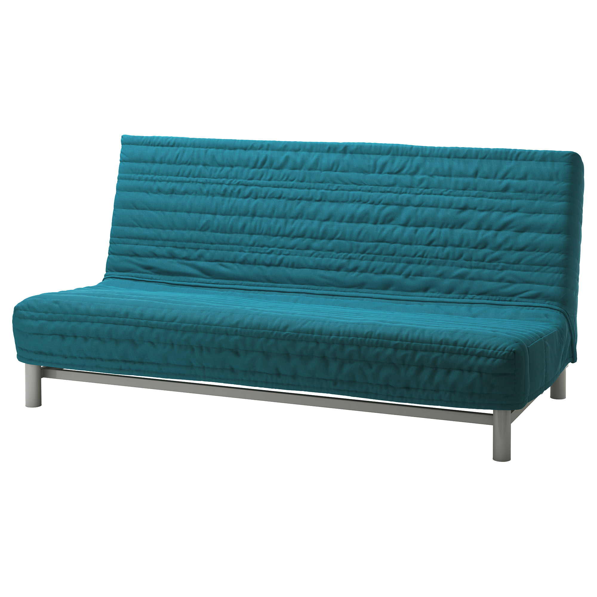 Moheda Sofa Bed   Leather Pull Out Couch   Ikea Sofabed