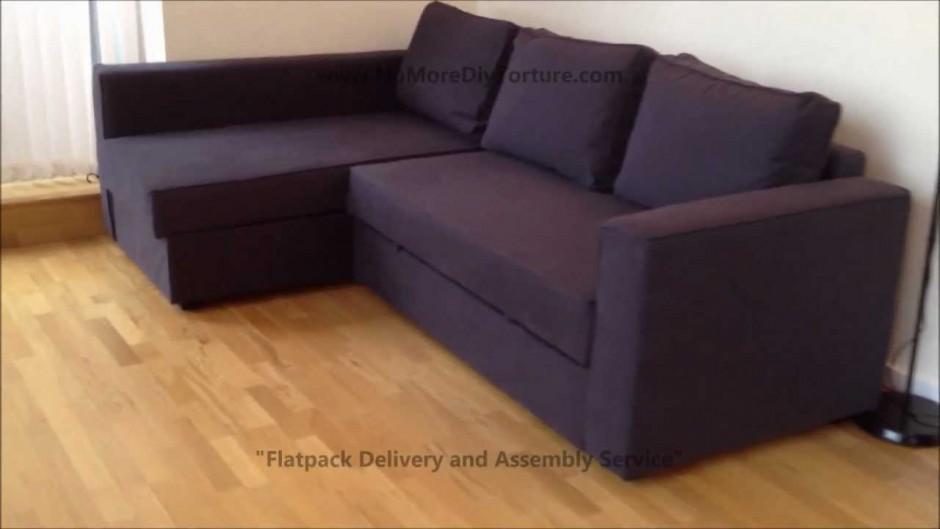 Moheda Sofa Bed | Loveseat Sleeper Ikea | Friheten Review
