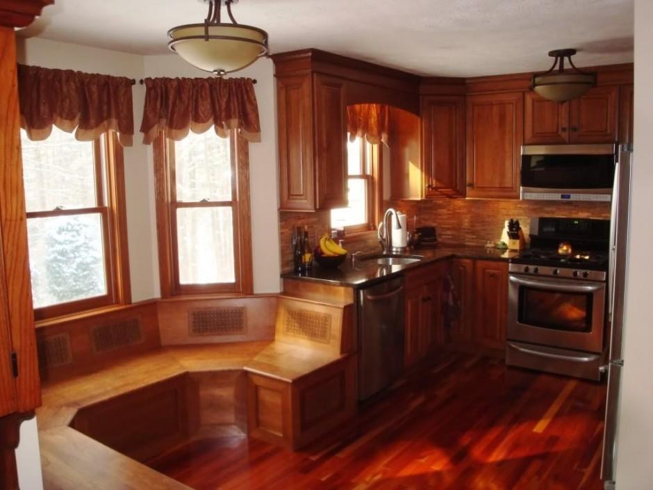 Norcraft Cabinets | Brookwood Kitchen Cabinets | Maple Vanity Cabinets