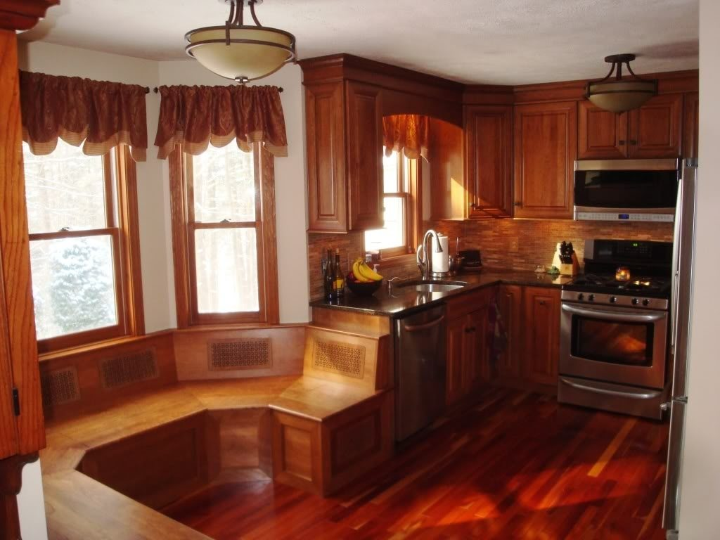 Norcraft Cabinets | Brookwood Kitchen Cabinets | Maple Vanity Cabinets