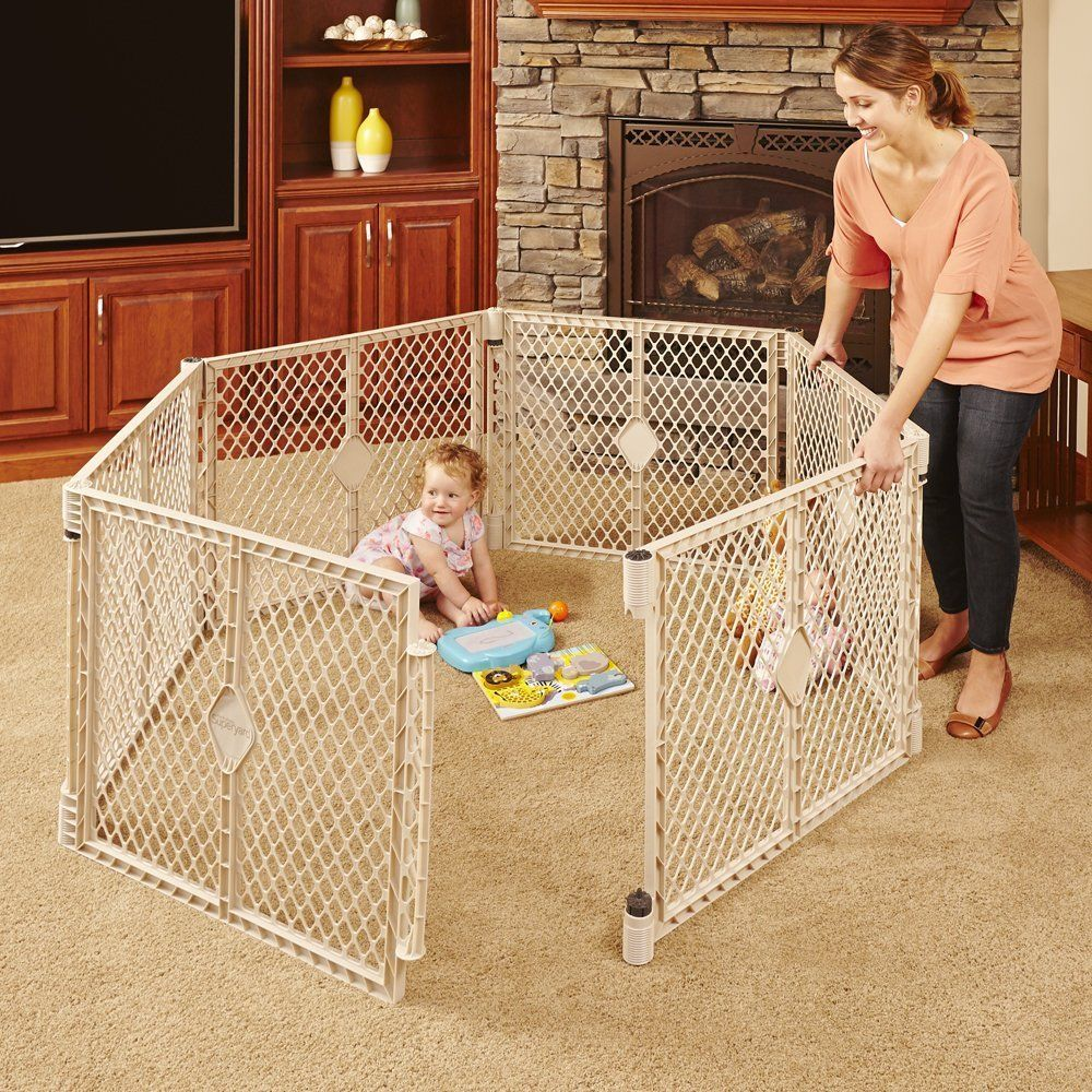 North States Super Play Yard | North States Superyard | North States Superyard Xt Gate Play Yard