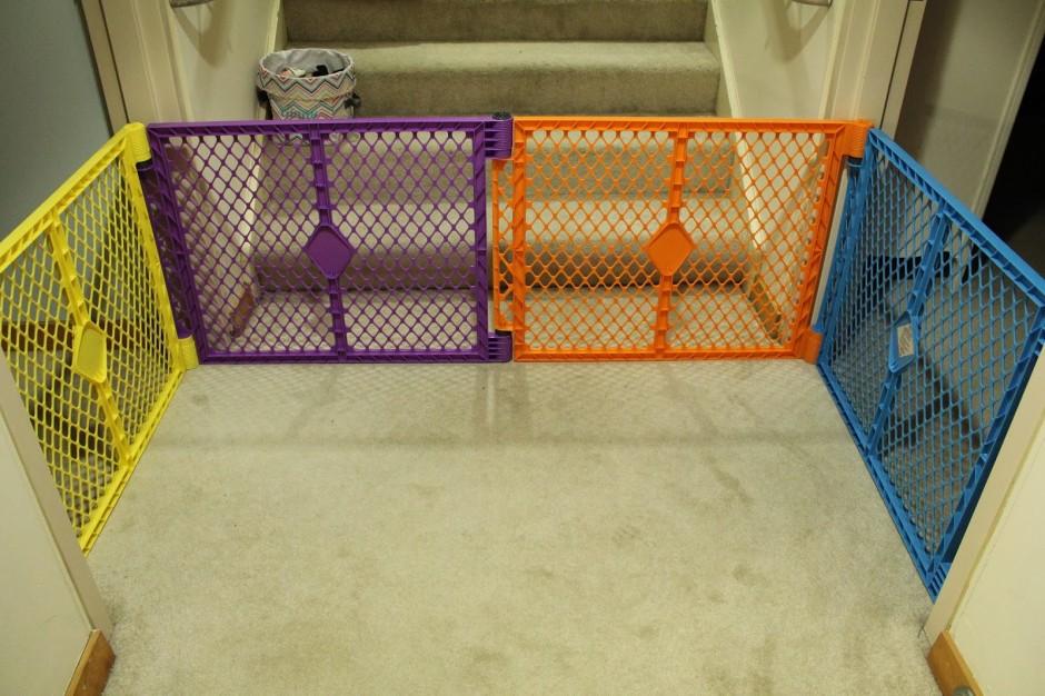 North States Superyard 3 In 1 Metal Gate | North States Superyard | 6 Sided Baby Gate