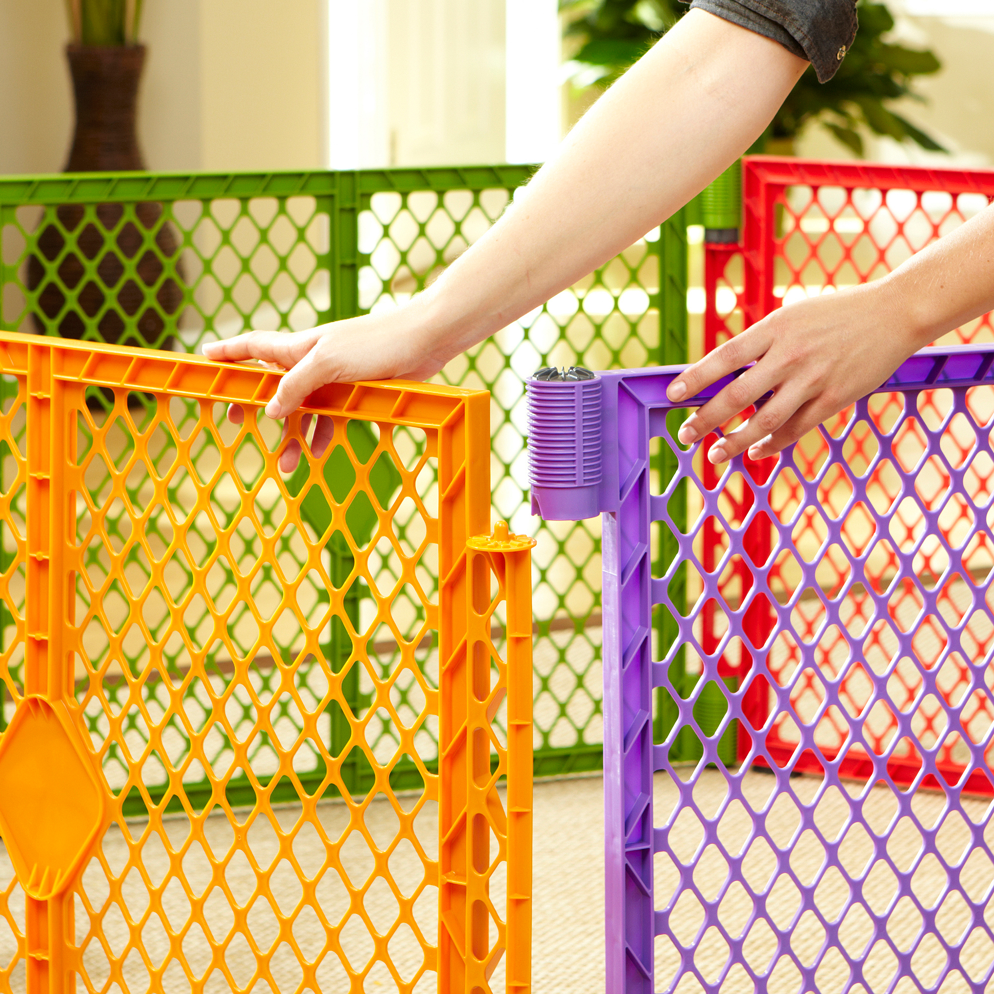 North States Superyard | North States Superyard Xt Portable Playard | Superyard Classic Play Yard