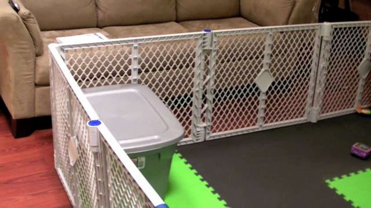 North States Superyard Ultimate Play Yard | North States Superyard | North States Superyard Xt