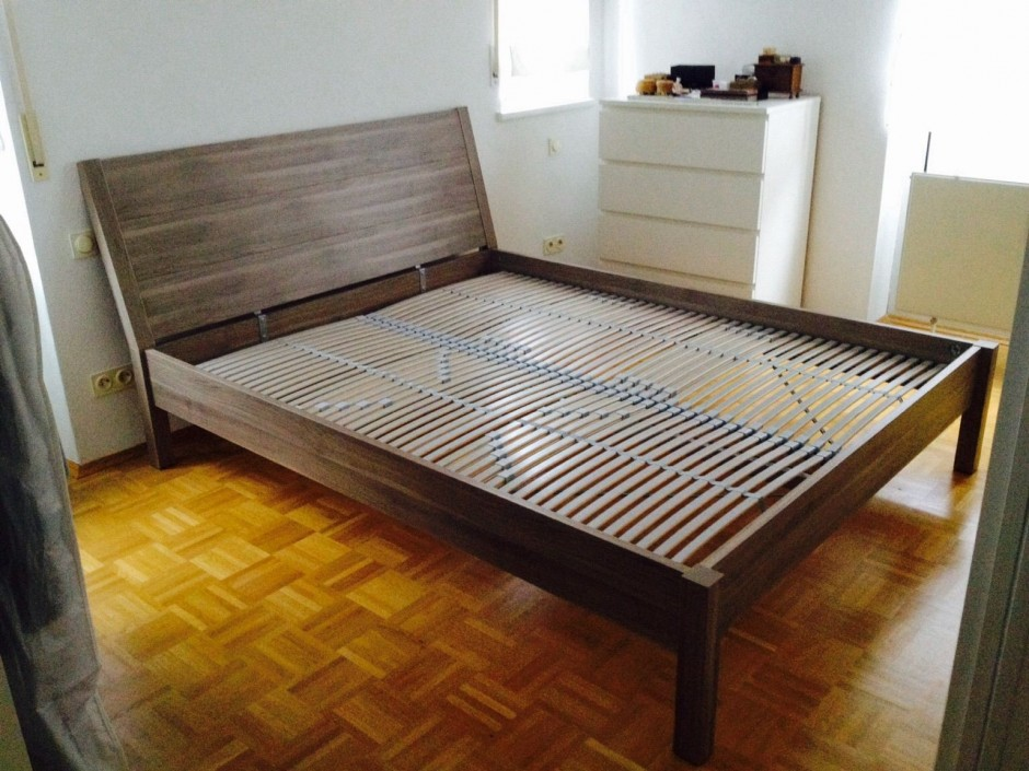 Nyvoll Bed | Cheap Bunk Beds With Mattress Included | Ikea Malm King Bed Frame