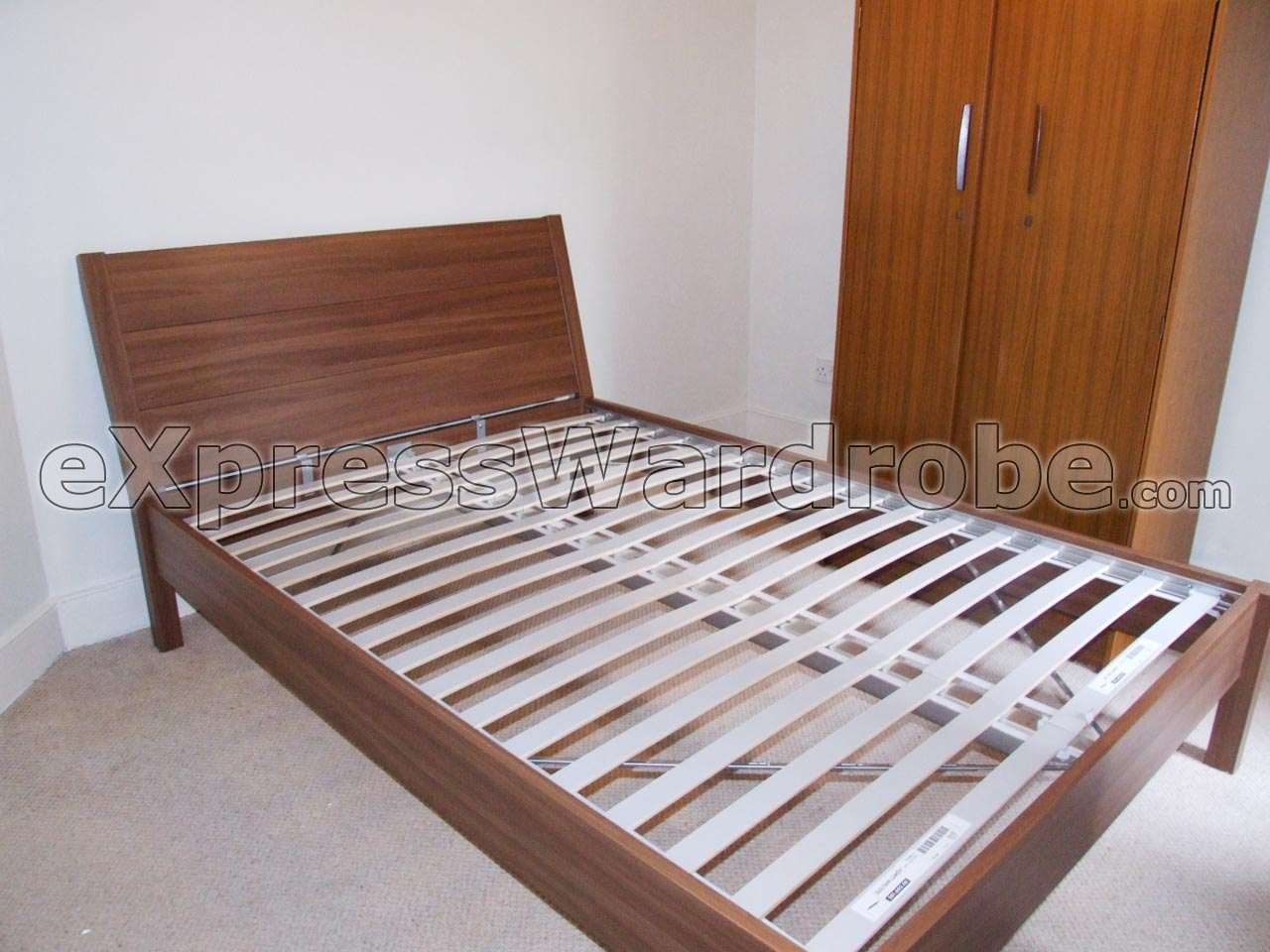 Nyvoll Bed Ikea King Size Frame Futon Beds