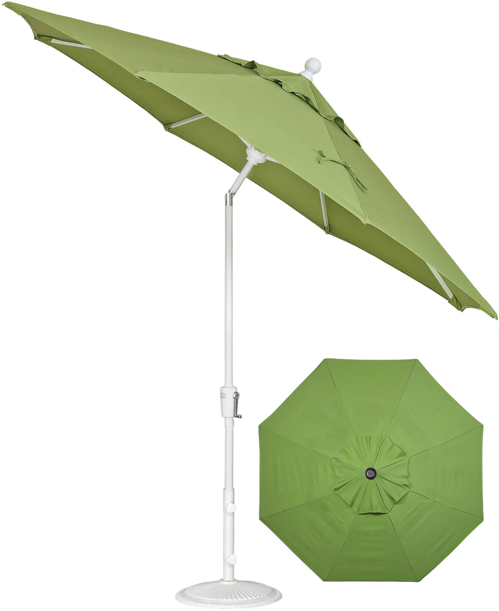 Offset Patio Umbrella with Base | Garden Treasures Offset Umbrella | Lowes Outdoor Umbrella