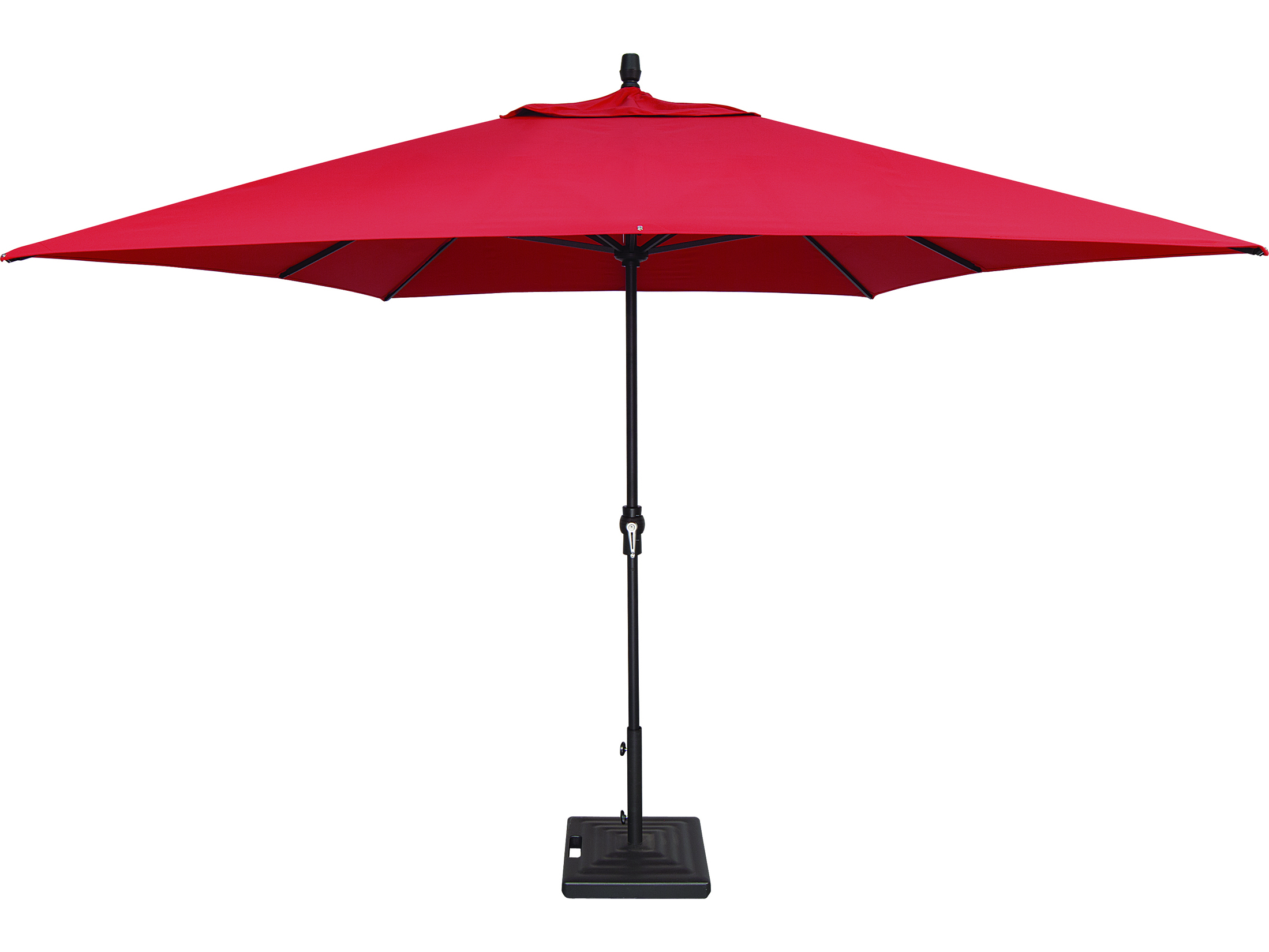 Offset Patio Umbrellas | Garden Treasures Offset Umbrella | Garden  Treasures Gazebo