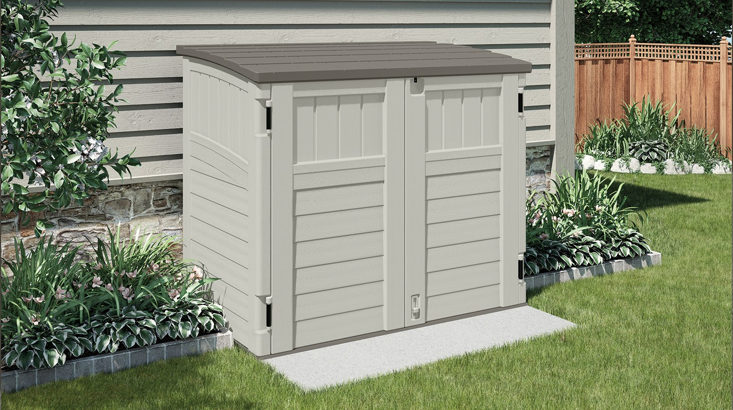 Outdoor Sheds for Sale | Rubbermaid Storage Sheds | Rubbermaid Outdoor Storage