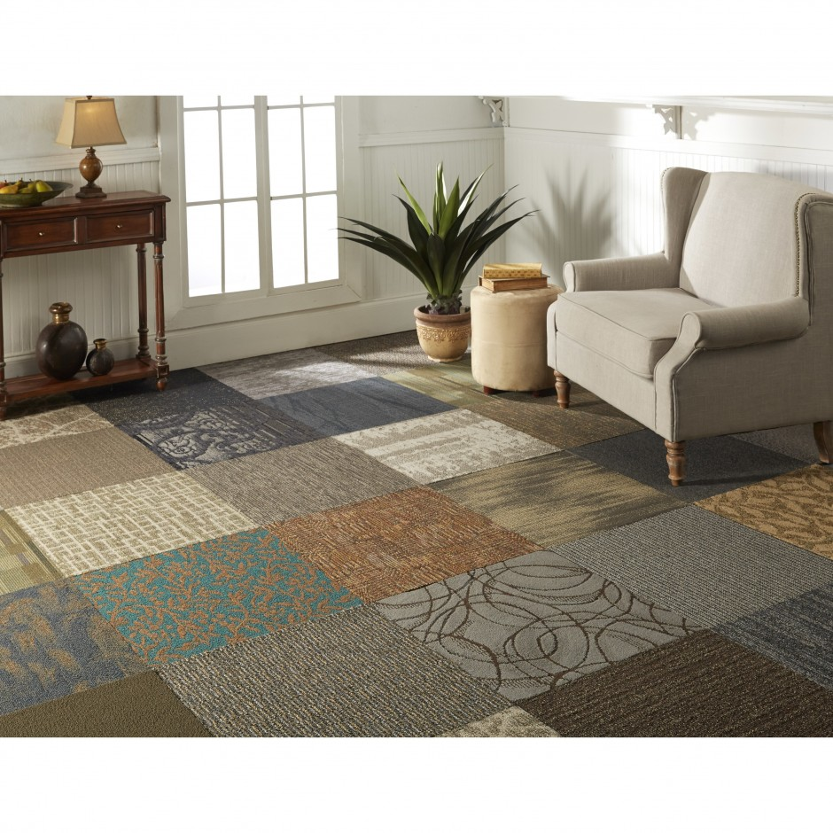 Peel And Stick Tile Floor | Peel And Stick Tile | Lowes Tiles