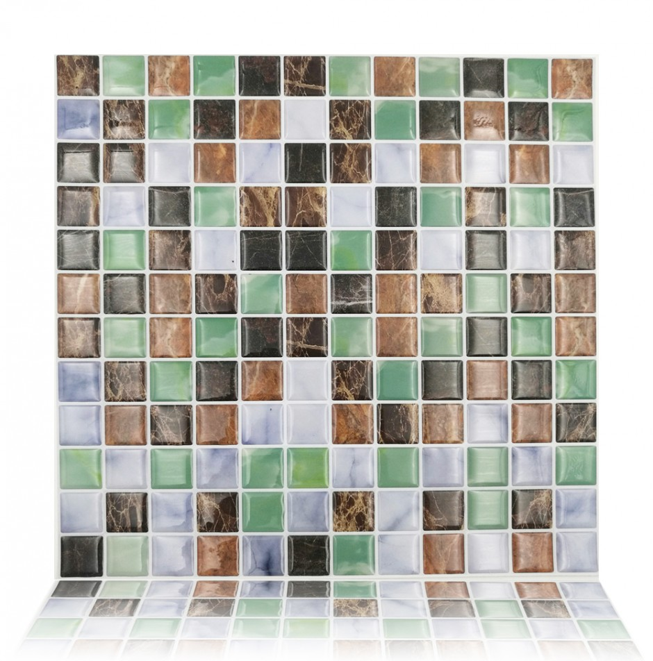 Peel And Stick Tile | Peel And Stick Vinyl Floor Tiles | Peel And Stick Backsplash Kits