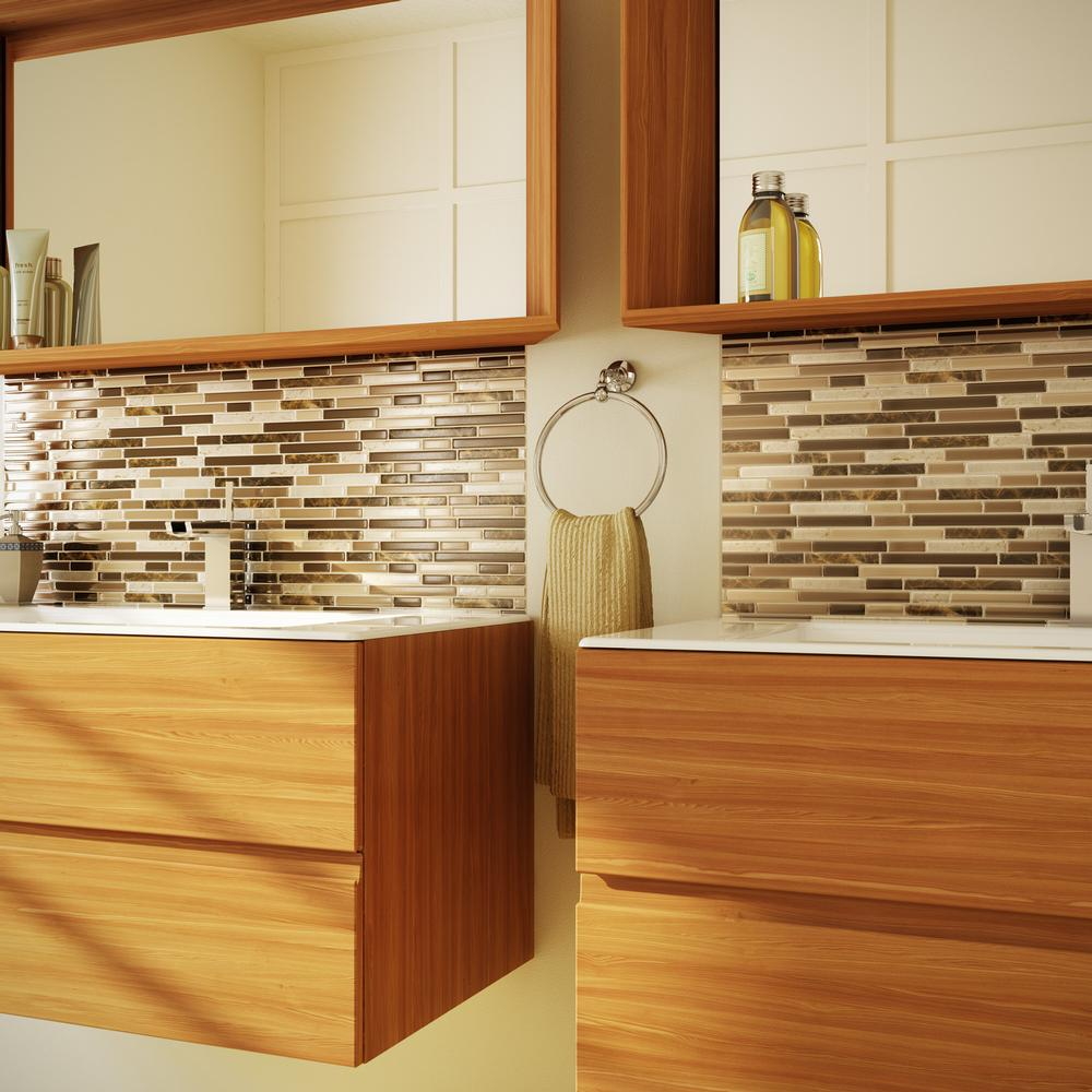 Peel and Stick Tile | Self Adhesive Backsplash | Peel and Stick Backsplash Tiles