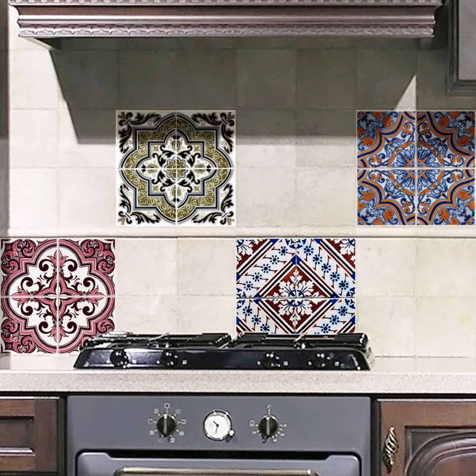Peel And Stick Tile | Tile Stickers | Peel And Stick Ceiling Tiles