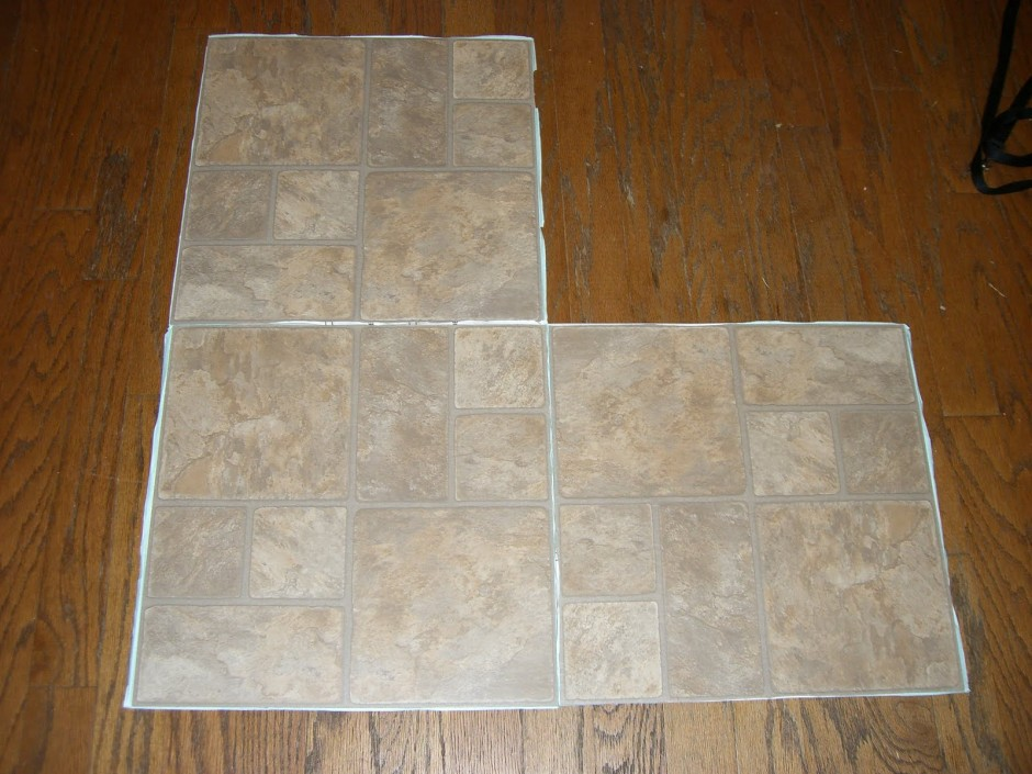 Peel And Stick Tile | Vinyl Peel And Stick Plank Flooring | Easy Backsplash