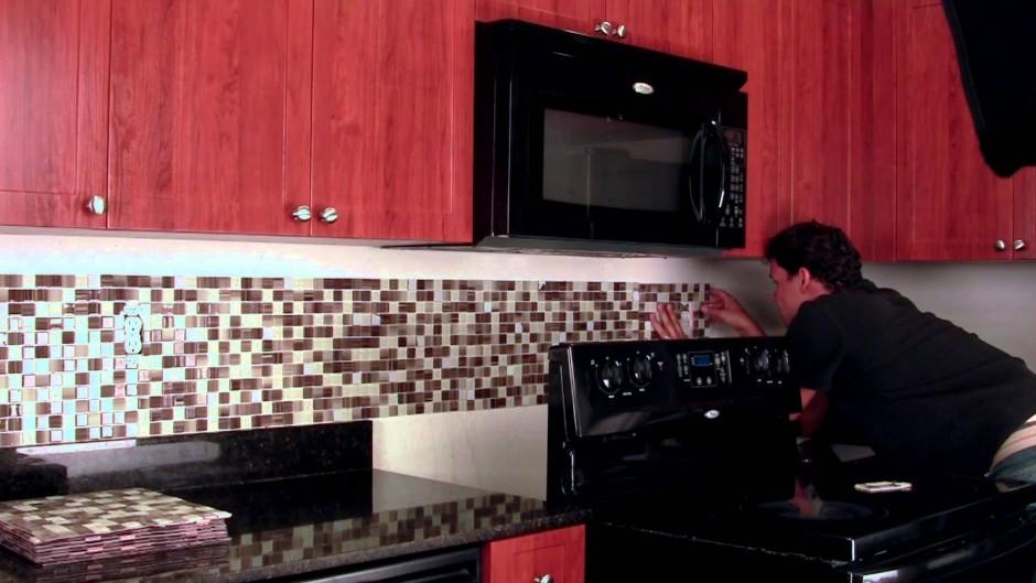 Peel And Stick Tiles Backsplash | Flooring Lowes | Peel And Stick Tile