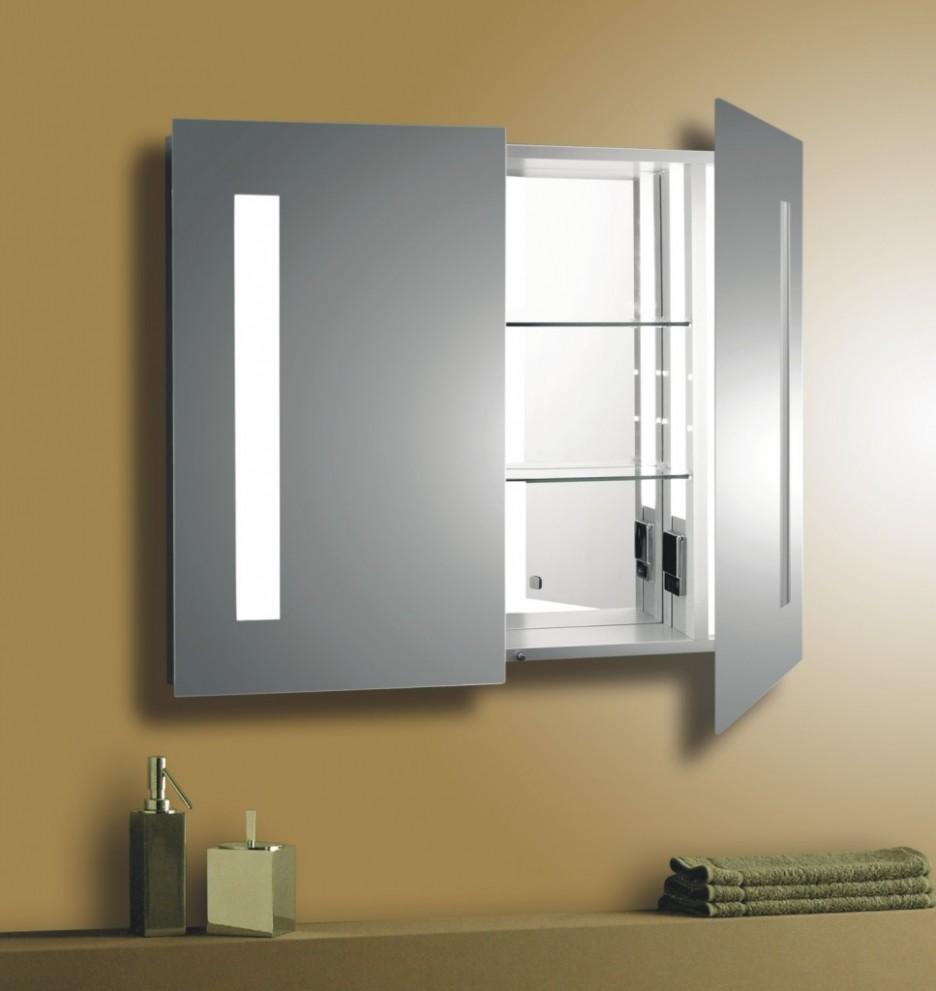 Pegasus Medicine Cabinets | Jensen Medicine Cabinets | Recessed Medicine Cabinets with Mirrors