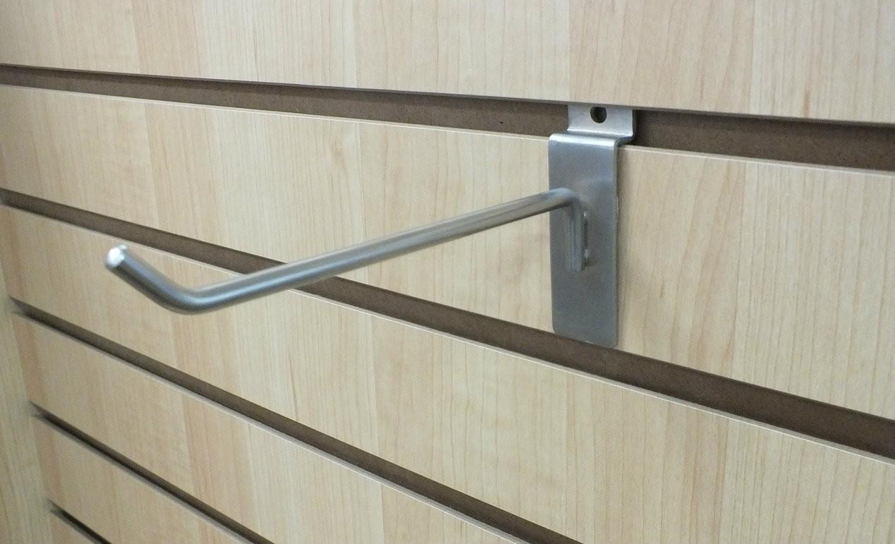 Pegboard Hook | Slatwall Hooks | Wooden Slat Wall
